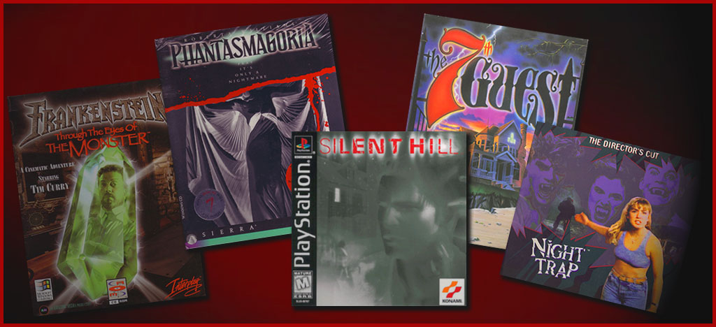 5 Nostalgic Horror Computer Games of the 1990s