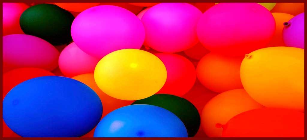 30 Second Wisdom – Balloons