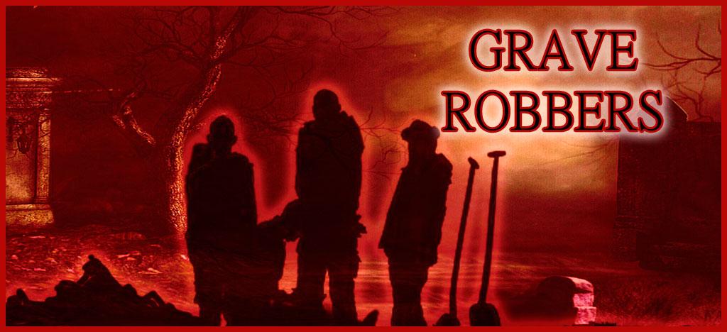 Dark Vocations 2 – Grave Robbers